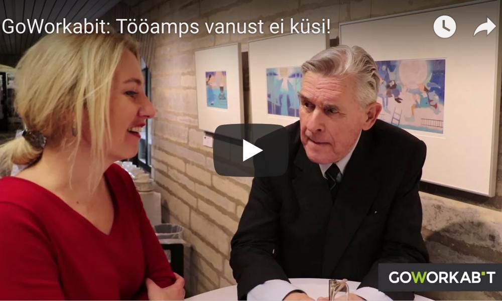 GoWorkaBiti videoblogi: Tööamps vanust ei küsi
